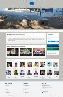 Gujarat Refinery English Medium School Alumni Foundation
